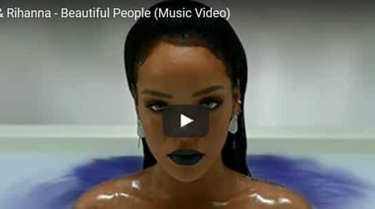 Sia & Rihanna – Beautiful People
