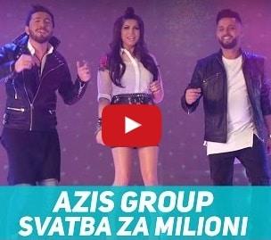 AZIS GROUP - Svatba za milioni / АЗИС ГРУП - Сватба за милиони Download mp3