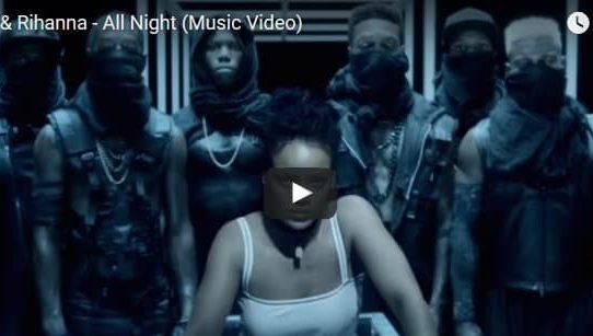 Sia & Rihanna - All Night Download mp3