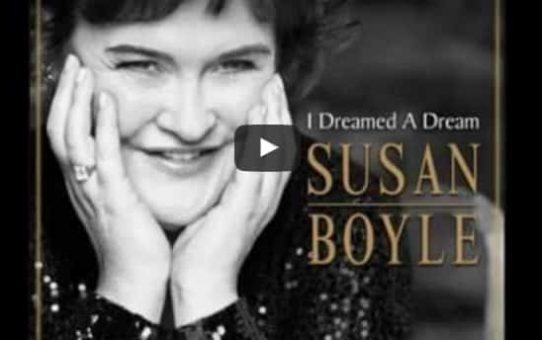 Susan Boyle- I dreamed a dream lyrics