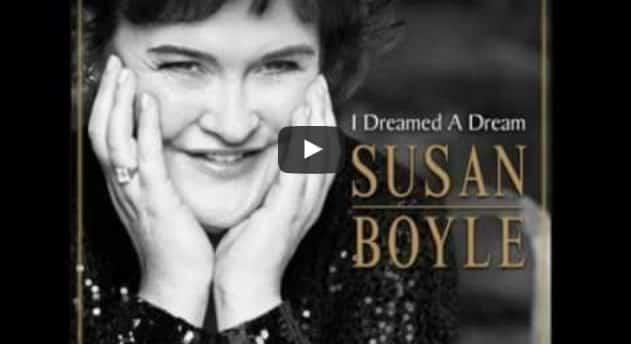 Susan Boyle- I dreamed a dream lyrics