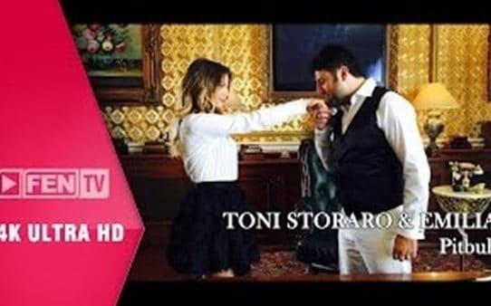 Тони Стораро и Емилия - Питбул