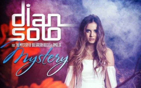 Dian Solo & The Mystery of Bulgarian Voices – Mystery
