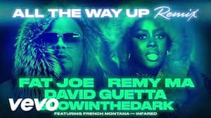 Fat Joe & Remy Ma - All The Way Up (David Guetta Remix)