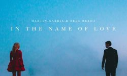 In the Name of Love Cover Art by Bebe Rexha and Martin Garrix 1