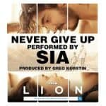 Sia Never Give Up 1