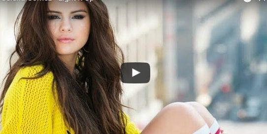 Selena Gomez - Light It Up