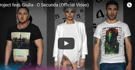 DJ Project feat. Giulia - O Secunda