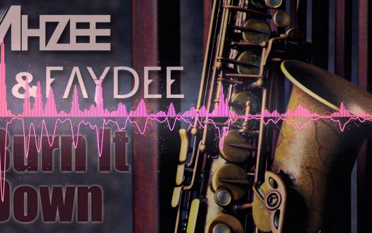 Ahzee & Faydee - Burn it Down