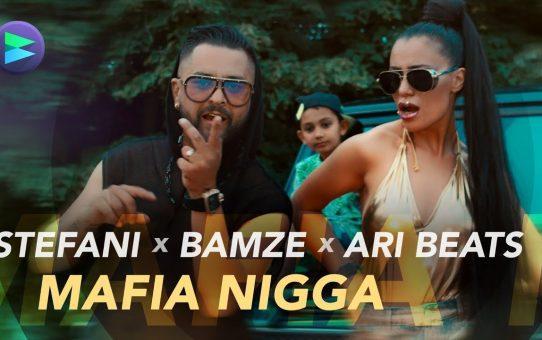 Stefani & Bamze & Ari Beats - Mafia Nigga