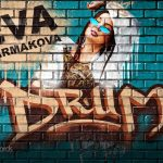 Eva Parmakova Drum Official Video