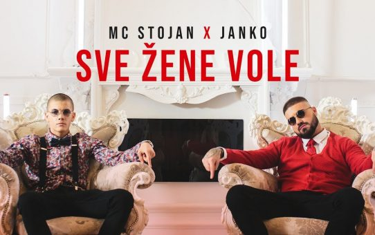 MC STOJAN - SVE ZENE VOLE (feat. JANKO)