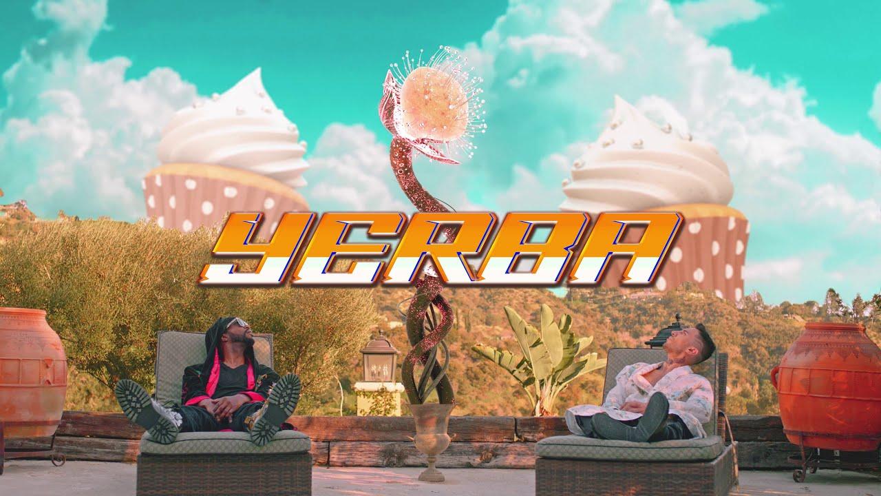 ALEK-SANDAR-ft-JUICY-J-YERBA-Official-HD-Video-2020