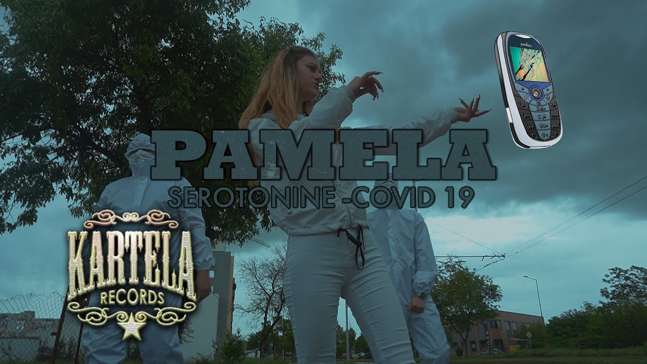 PAMELA-SEROTONINE-Official-Music-Video-prod-by-Jacob-Lethal-Beats
