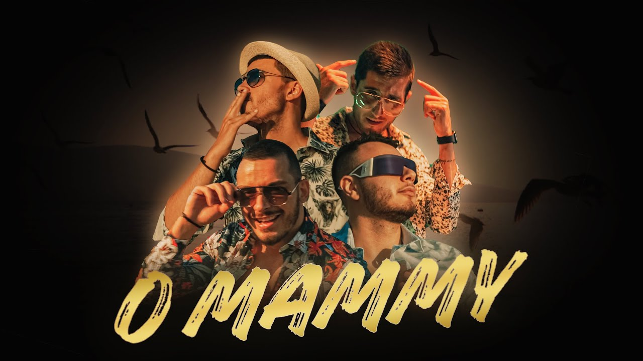 TE-AMO-TORINO-PASHATA-O-MAMMY-OFFICIAL-4K-VIDEO